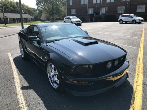 2006 Ford Mustang for sale in Moulton, AL