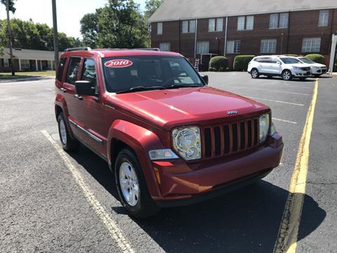 2010 Jeep Liberty for sale in Moulton, AL