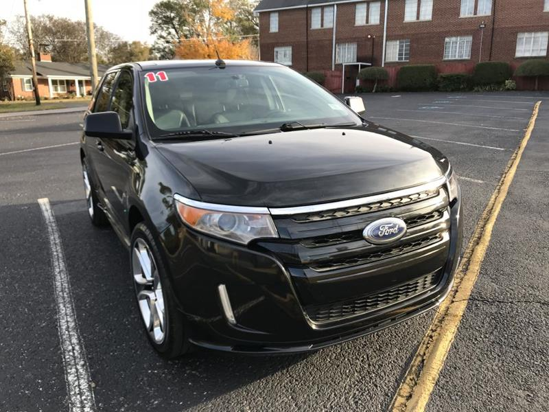 Ford Edge Awd Sport Dr Crossover