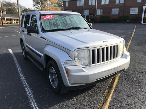 2008 Jeep Liberty for sale in Moulton, AL