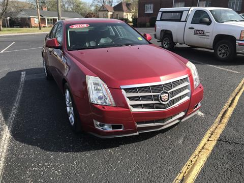 2008 Cadillac CTS for sale in Moulton, AL