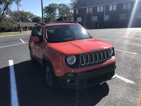 2015 Jeep Renegade for sale in Moulton, AL