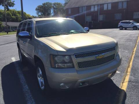 2007 Chevrolet Tahoe for sale at DEALS ON WHEELS in Moulton AL