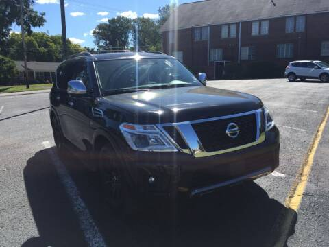 2019 Nissan Armada for sale at DEALS ON WHEELS in Moulton AL
