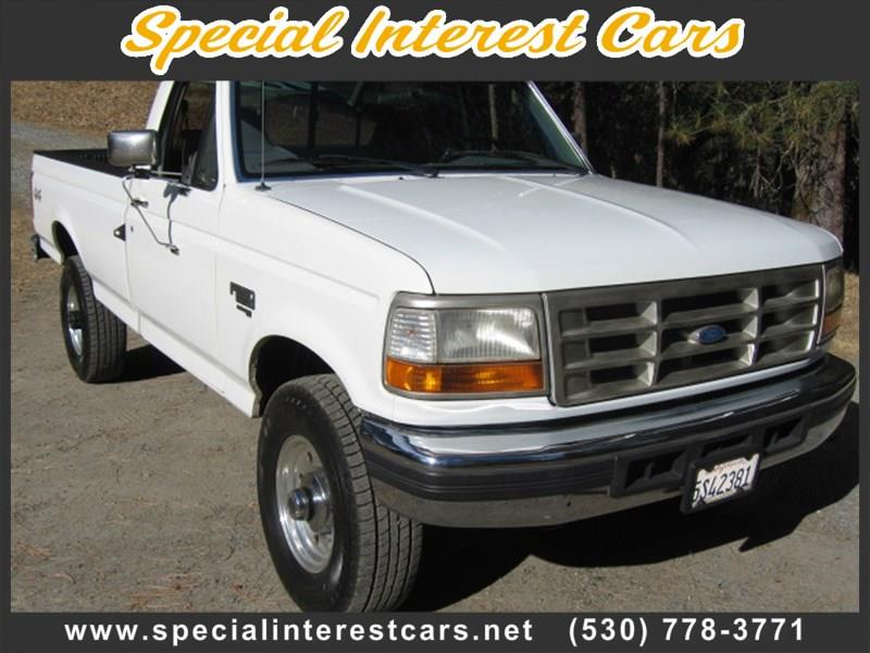 1997 Ford F-250 for sale at SPECIAL INTEREST CARS in Lewiston CA