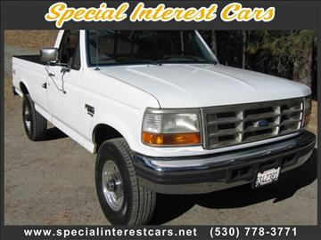 1997 Ford F-250 for sale in Lewiston, CA