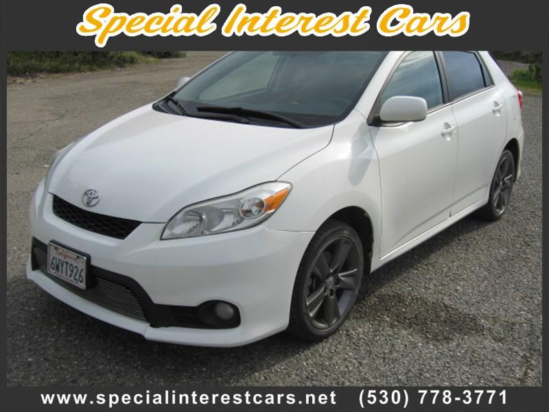 2011 Toyota Matrix for sale at SPECIAL INTEREST CARS in Lewiston CA