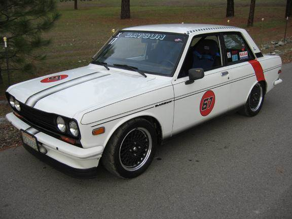 1972 Datsun 510 for sale at SPECIAL INTEREST CARS in Lewiston CA