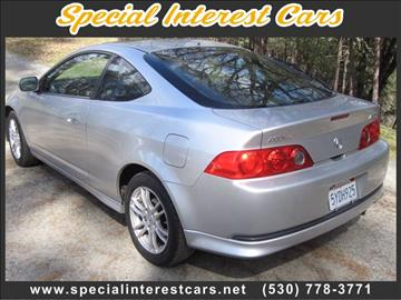 2006 Acura RSX for sale at SPECIAL INTEREST CARS in Lewiston CA