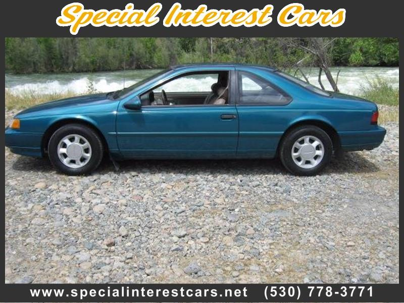 1993 Ford Thunderbird for sale at SPECIAL INTEREST CARS in Lewiston CA