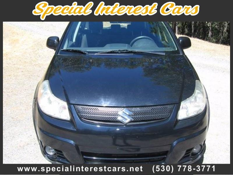 2007 Suzuki SX4 Crossover for sale at SPECIAL INTEREST CARS in Lewiston CA
