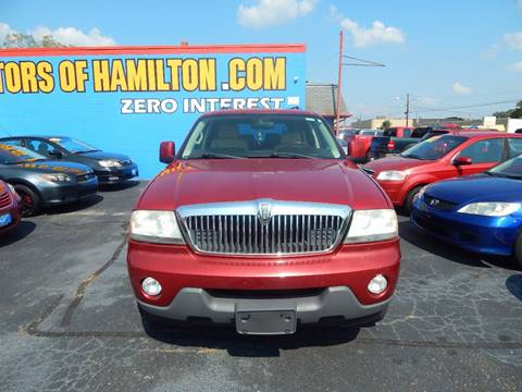 2005 Lincoln Aviator for sale in Hamilton, OH