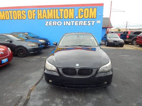 2004 BMW 5 Series for sale in Hamilton, OH