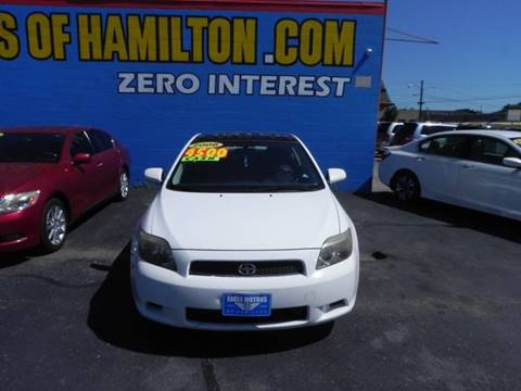 2006 Scion TC For Sale In Hamilton, OH