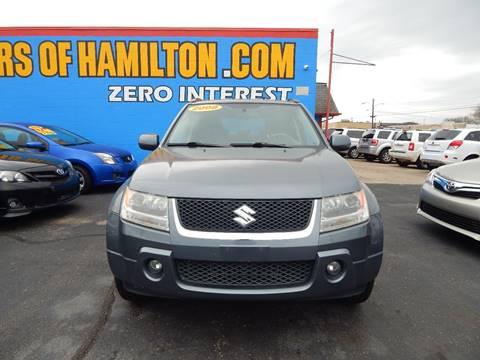 2008 Suzuki Grand Vitara for sale in Hamilton, OH
