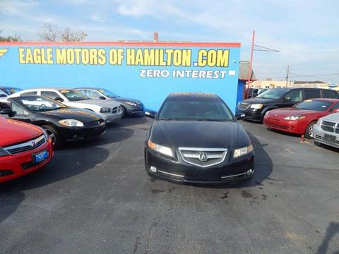 2007 Acura TL for sale at Eagle Motors in Hamilton OH