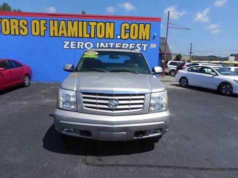 Cadillac escalade ext for sale in tempe az for Eagle motors hamilton ohio