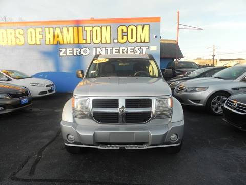 2011 Dodge Nitro for sale at Eagle Motors in Hamilton OH