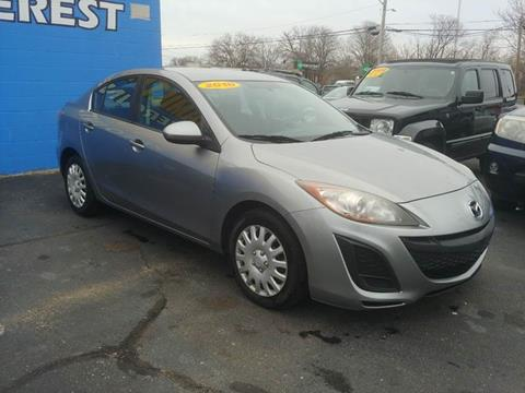 2010 Mazda MAZDA3 for sale at Eagle Motors in Hamilton OH
