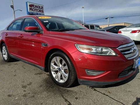 2010 Ford Taurus for sale at Eagle Motors in Hamilton OH
