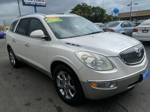 2009 Buick Enclave for sale at Eagle Motors in Hamilton OH