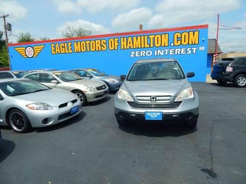 Honda cr v for sale in hamilton oh for Eagle motors hamilton ohio