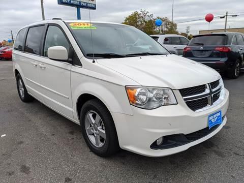 2011 Dodge Grand Caravan for sale at Eagle Motors in Hamilton OH