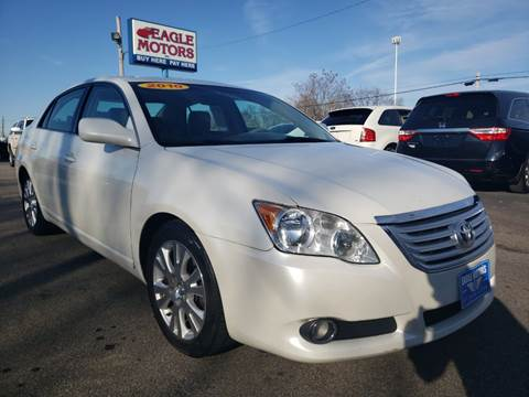 2010 Toyota Avalon for sale at Eagle Motors in Hamilton OH