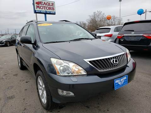 2009 Lexus RX 350 for sale at Eagle Motors in Hamilton OH