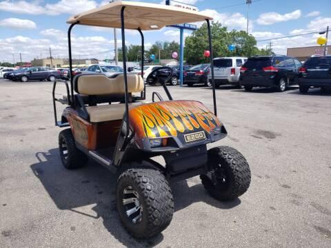 2007 Ez Go Golf Kart for sale at Eagle Motors in Hamilton OH