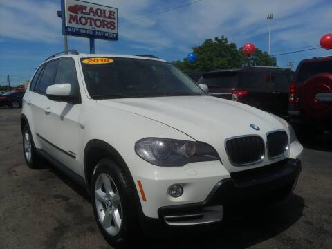 2010 BMW X5 for sale at Eagle Motors in Hamilton OH