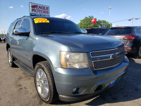 2009 Chevrolet Tahoe for sale at Eagle Motors in Hamilton OH