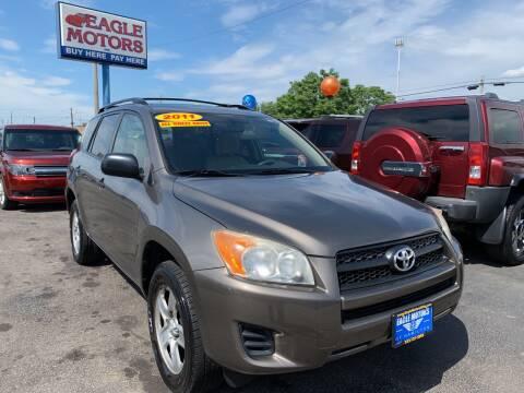 2011 Toyota RAV4 for sale at Eagle Motors in Hamilton OH