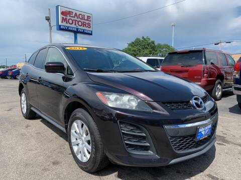 2011 Mazda CX-7 for sale at Eagle Motors in Hamilton OH