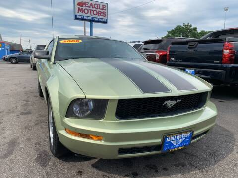 2006 Ford Mustang for sale at Eagle Motors in Hamilton OH