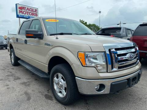 2010 Ford F-150 for sale at Eagle Motors in Hamilton OH