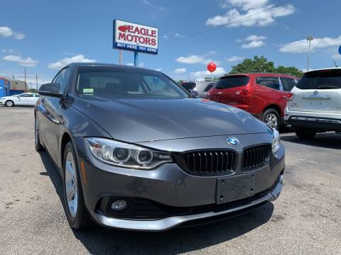 2014 BMW 4 Series for sale at Eagle Motors in Hamilton OH