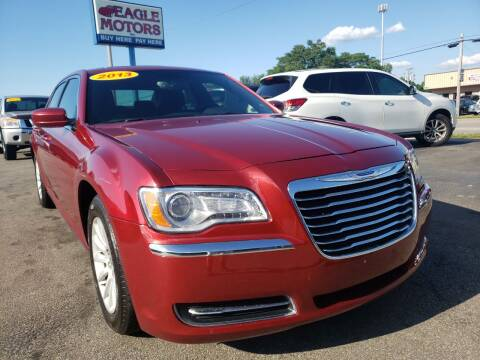 2013 Chrysler 300 for sale at Eagle Motors in Hamilton OH