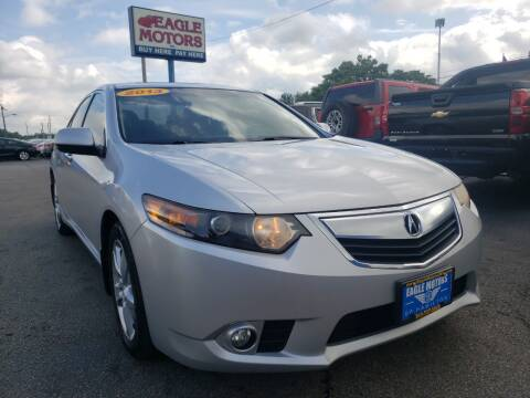 2013 Acura TSX for sale at Eagle Motors in Hamilton OH