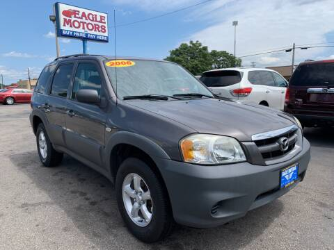 2006 Mazda Tribute for sale at Eagle Motors in Hamilton OH