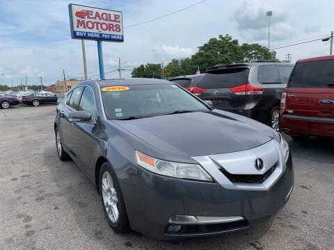 2010 Acura TL for sale at Eagle Motors in Hamilton OH