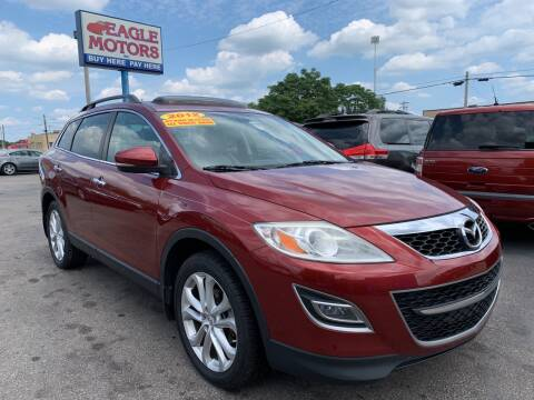 2012 Mazda CX-9 for sale at Eagle Motors in Hamilton OH