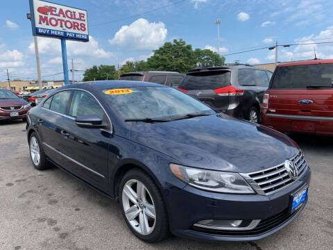 2013 Volkswagen CC for sale at Eagle Motors in Hamilton OH