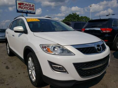 2011 Mazda CX-9 for sale at Eagle Motors in Hamilton OH