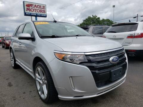 2012 Ford Edge for sale at Eagle Motors in Hamilton OH