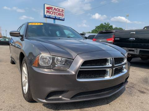 2013 Dodge Charger for sale at Eagle Motors in Hamilton OH