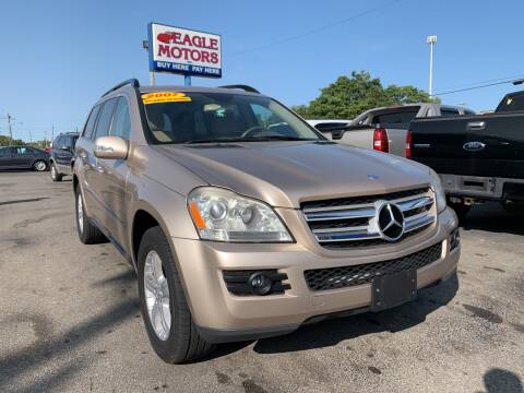 2007 Mercedes-Benz GL-Class for sale at Eagle Motors in Hamilton OH