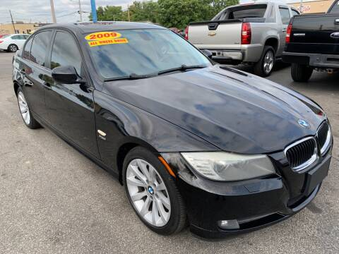 2009 BMW 3 Series for sale at Eagle Motors in Hamilton OH