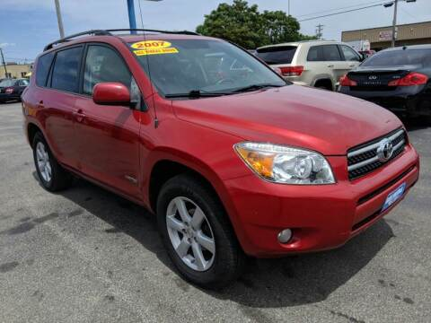 2007 Toyota RAV4 for sale at Eagle Motors in Hamilton OH