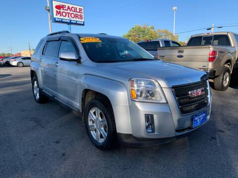 2014 GMC Terrain for sale at Eagle Motors in Hamilton OH